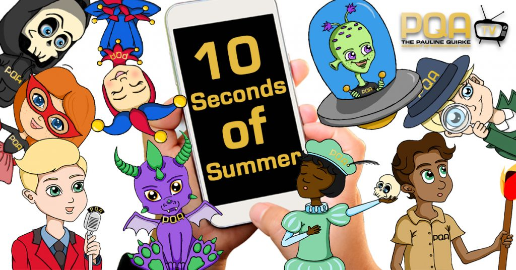 PQATV   10 Seconds of Summer 2019